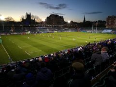 Bath's Boxing Day game against London Irish has been called off (David Davies/PA)