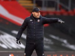 Southampton manager Ralph Hasenhuttl was pleased with his side's long-term efforts, but acknowledged short-term goalscoring issues (Adam Davy/PA)