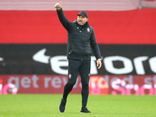 Southampton manager Ralph Hasenhuttl feels his side have come a long way in a short time (Michael Steele/PA)