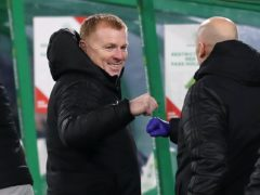 No sentimentality for Celtic manager Neil Lennon (left) in cup final team selection (Jane Barlow/PA)