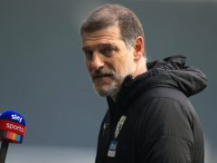 Slaven Bilic has been sacked by West Brom (Mike Egerton/PA)