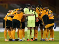 Wolves players have been banned from shopping amid a new coronavirus surge in the country (Tim Keeton/PA)