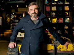 Fashion retailer Superdry said founder Julian Dunkerton has been appointed as permanent chief executive following his return to the top job last year after a boardroom coup (Superdry/PA)
