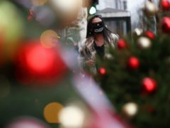 Shoppers are planning to spend £264 on average in the post-Christmas sales, a survey has found (Yui Mok/PA)