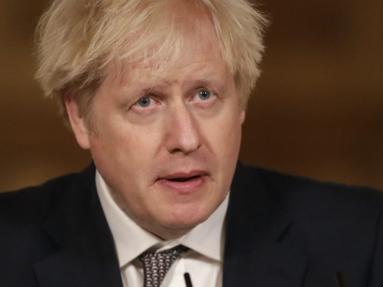 Prime Minister Boris Johnson has not ruled out a third national lockdown (Matt Dunham/PA)