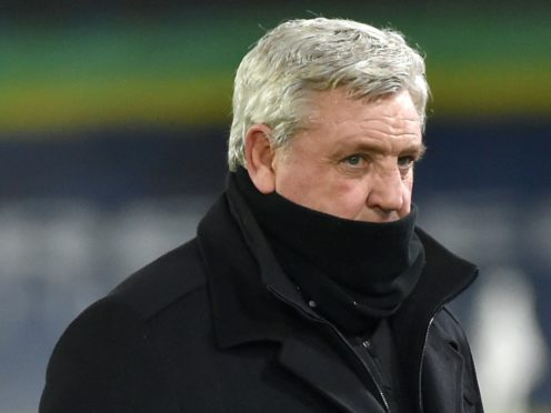 Newcastle head coach Steve Bruce has witnessed the after-effects of coronavirus (Rui Vieira/PA)