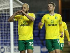 Norwich are back on the top of the Championship (Steve Parsons/PA)