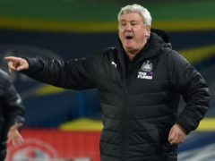 Newcastle head coach Steve Bruce is still trying to win over his critics (Rui Vieira/PA)