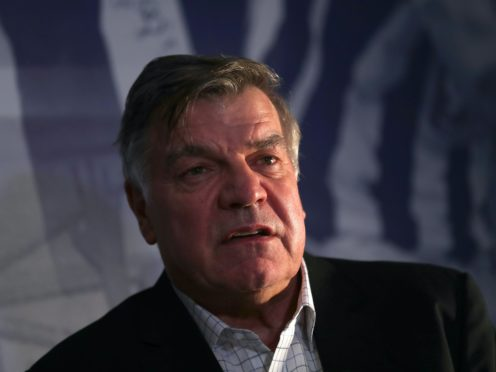 Sam Allardyce is back in football with West Brom (Adam Fradgley/AMA)