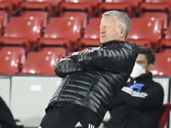 Sheffield United boss Chris Wilder believes the Blades have nothing to lose in their Premier League relegation battle (Peter Powell/PA)
