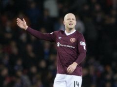 Hearts will turn their attention back to the league after their cup defeat, says Steven Naismith (Jeff Holmes/PA)