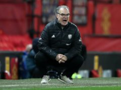 Marcelo Bielsa has hit back at his critics following last week's defeat (Nick Potts/PA)