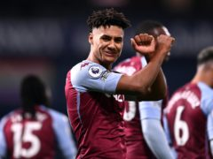 Ollie Watkins was a standout performer for Aston Villa (Laurence Griffiths/PA)