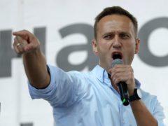 Alexei Navalny (AP Photo/Pavel Golovkin, File)