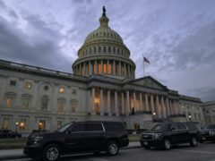 Congressional leaders have hashed out a massive, year-end catchall bill that combines 900 billion dollars in Covid-19 aid with a 1.4 trillion dollar spending bill (Jacquelyn Martin/AP)