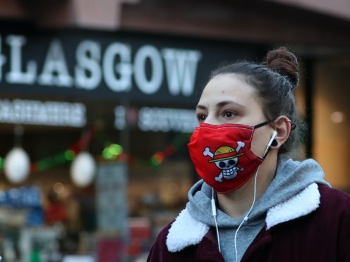 The Scottish Govenment has paused the release of some figures over the festive period (Andrew Milligan/PA)