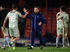 Bradford caretaker manager Mark Trueman has overseen a revival (Mike Egerton/PA)