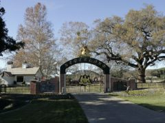 Michael Jackson's Neverland Ranch has found a new owner (Mark J. Terrill/AP)