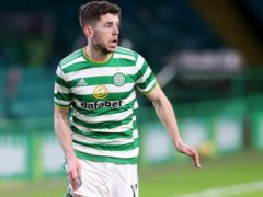 Ryan Christie is hoping to be part of a Celtic revenge mission in the Old Firm derby (Jeff Holmes/PA)