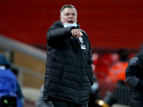 Sam Allardyce's side face Leeds on Tuesday night (Clive Brunskill/PA)