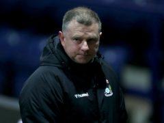 Mark Robins' Coventry lost at Preston (Richard Sellers/PA)