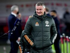 Ole Gunnar Solskjaer is playing down talk of a title challenge (Rui Vieira/PA).