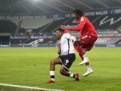 Swansea drew with Reading (David Davies/PA)