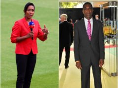 Former cricketers Ebony Rainford-Brent and Michael Holding spoke powerfully about their experiences of racism this year (PA)