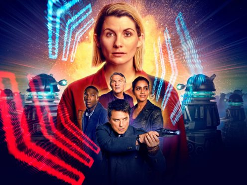 Doctor Who, Bake Off and The Serpent among new year TV highlights (Ben Blackall/James Pardon/BBC)