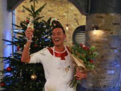 Craig Revel Horwood won the Celebrity MasterChef Christmas special (BBC/PA)