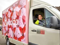 Ocado Retail chief Mel Smith has been made a CBE (Ocado/PA)