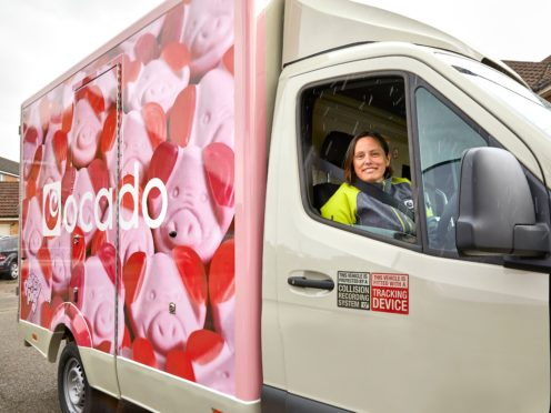 Ocado Retail chief Mel Smith has been made a CBE (Ocado/PA)