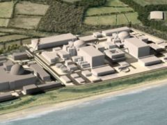 Sizewell C is expected to support thousands of jobs in construction and operations (EDF/PA)
