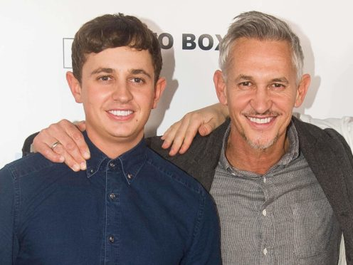 George Lineker and Gary Lineker (Peter Summers/PA Images)