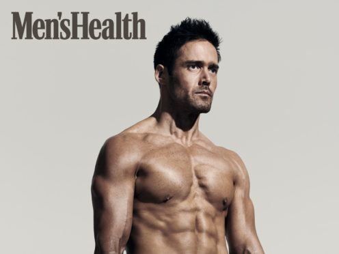 Reality TV star Spencer Matthews has opened up on his decision to go sober (Philip Haynes/Men's Health UK/PA)