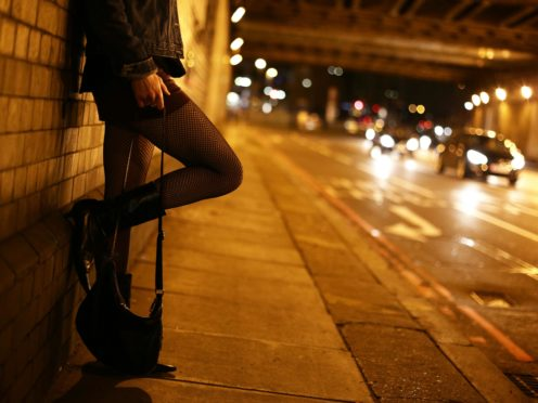 Sex workers fear they could be pressured into seeing more 'dangerous' clients if the Scottish Government criminalises the buying of sex (Yui Mok/PA)