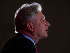 Scottish Labour leader Richard Leonard paid tribute to former MP Maria Fyfe after her death on Thursday (Jane Barlow/PA)