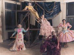 The cast of Bridgerton (Amber Pinkerton)