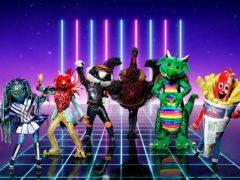 Alien, Robin, Badger, Swan, Dragon and Sausage (ITV/PA)