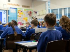 A new autism action plan will be 'lifechanging' for pupils and teachers, the National Autistic Society Scotland said (Danny Lawson/PA)