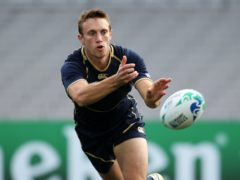 Mike Blair is Scotland's most capped scrum-half (Lynne Cameron/PA)