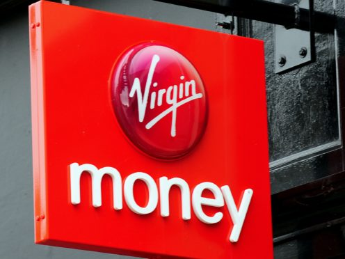Virgin Money has told credit card customers it is turning off its online service from January 31 (Rui Vieira/PA)