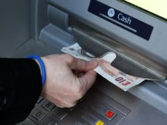 A third of people have been blocked from paying with cash during the coronavirus crisis, Which? said (Lynne Cameron/PA)