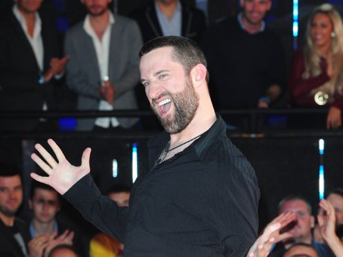 Saved By The Bell star Dustin Diamond has been diagnosed with cancer, a representative for the actor said (Ian West/PA)