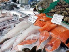 Salmon exports are now being prioritised (PA)