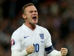 Wayne Rooney has called time on his outstanding playing career (Mike Egerton/PA)