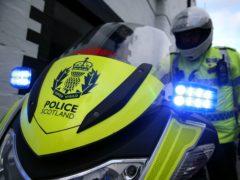 The children were taken to hospital in Glasgow (Andrew Milligan/PA)