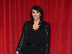 Martine McCutcheon (Matt Crossick/PA)