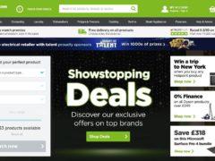 Shares have fallen despite good sales news (AO.com/PA)