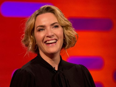 Kate Winslet plays the palaeontologist Mary Anning (Isabel Infantes/PA)